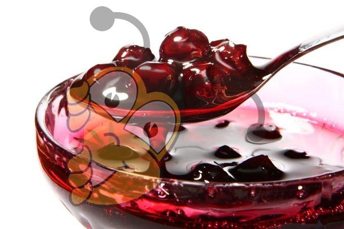 Вишнёво-черешневое варенье с медом