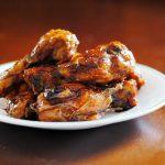 Запеченная курица с мёдом II