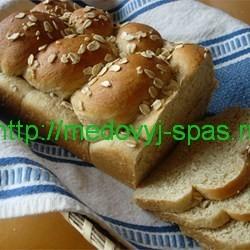 Медовый овсяной хлеб II
