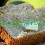 Овсяный хлеб с мёдом