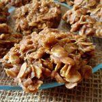 Шоколадно-Арахисо-Овсяное Печенье