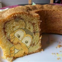 Торт с мёдом