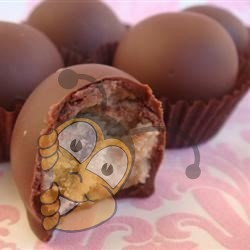 Замороженные Шоколадные шарики
