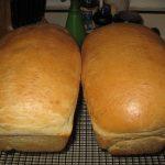 Белый хлеб с мёдом