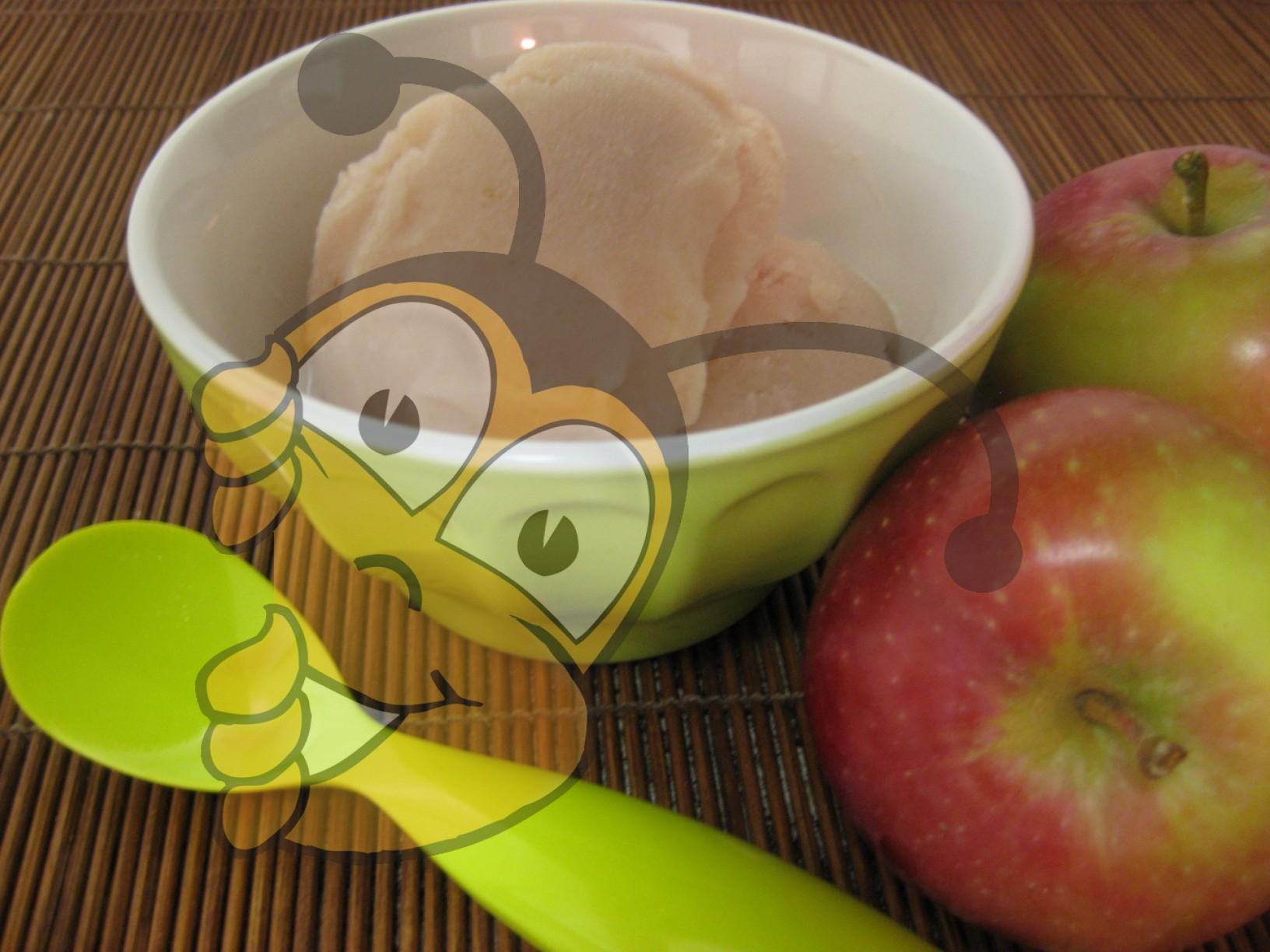Медово-яблочный щербет