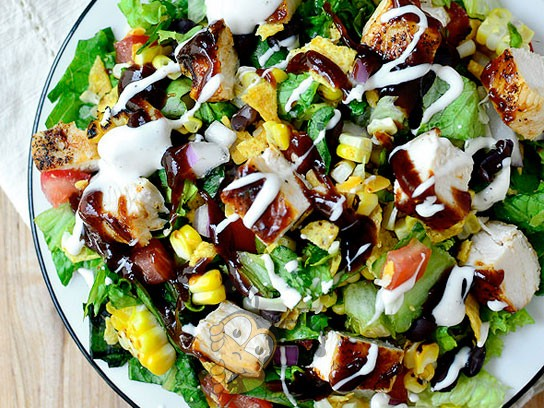 Медовый салат из свеклы