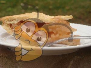 Пирог из айвы с мёдом