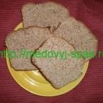 Льняной хлеб с мёдом