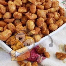 Жареный арахис с мёдом