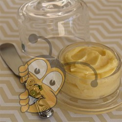 Сливочное масло с мёдом