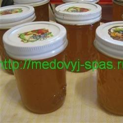 Грушевый мед