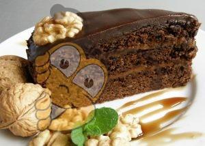 Шоколадные пирожные без запекания