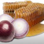Бальзамический лук с медом