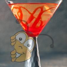 Martini - Лампа с лавой