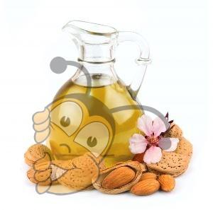 Миндальное масло с медом