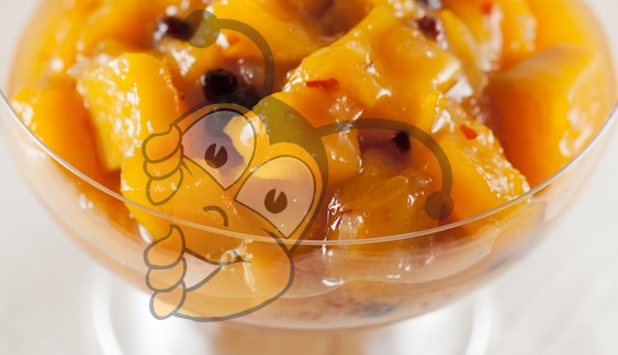 Чатни с манго и мёдом