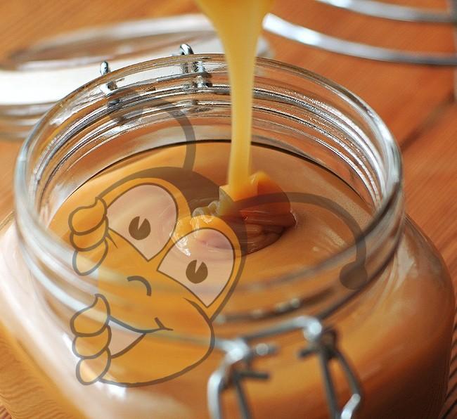 Медово-карамельный соус