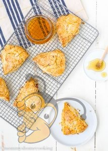 Медовые булочки с беконом