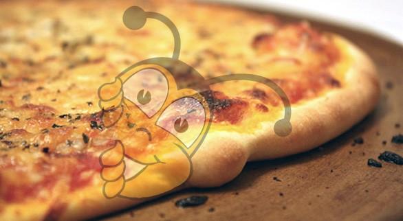 Пицца с мёдом