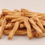 Пшеничные крендели с мёдом