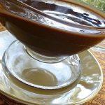 Шоколадный сироп с корицей