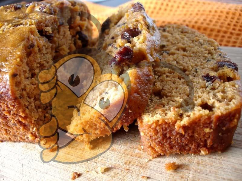 Тыквенный хлеб с с медом