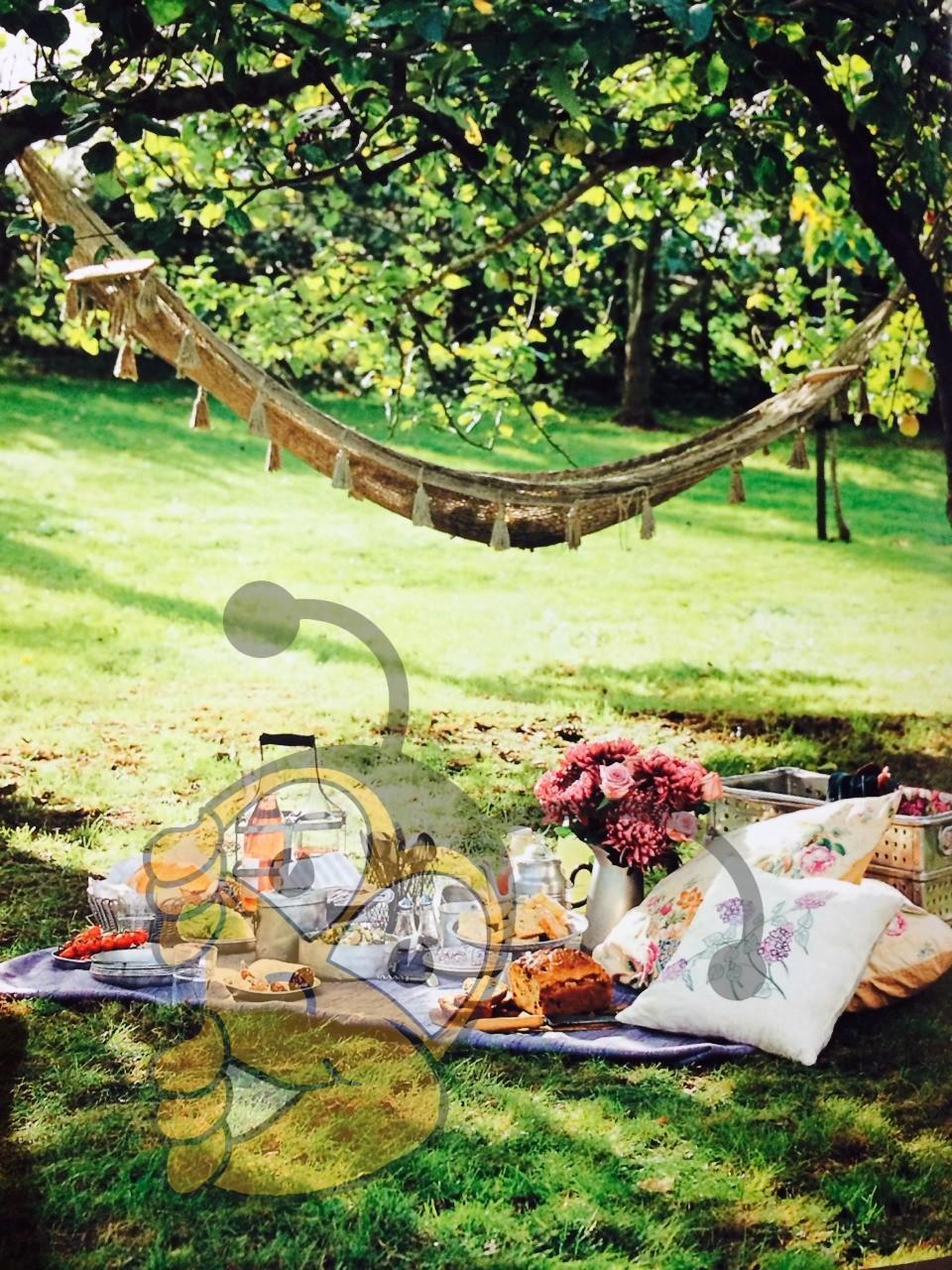 Включите Мед в Вашу корзину для пикника!