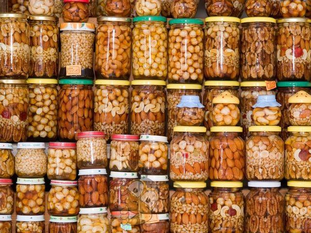 Как сделать из мёда грецких орехов и 231