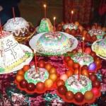 Рецепты на праздник Пасха
